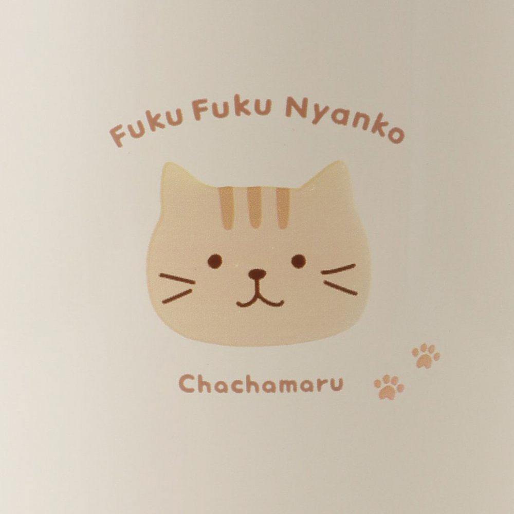 FukuFukuNyanko ステンレスタンブラー