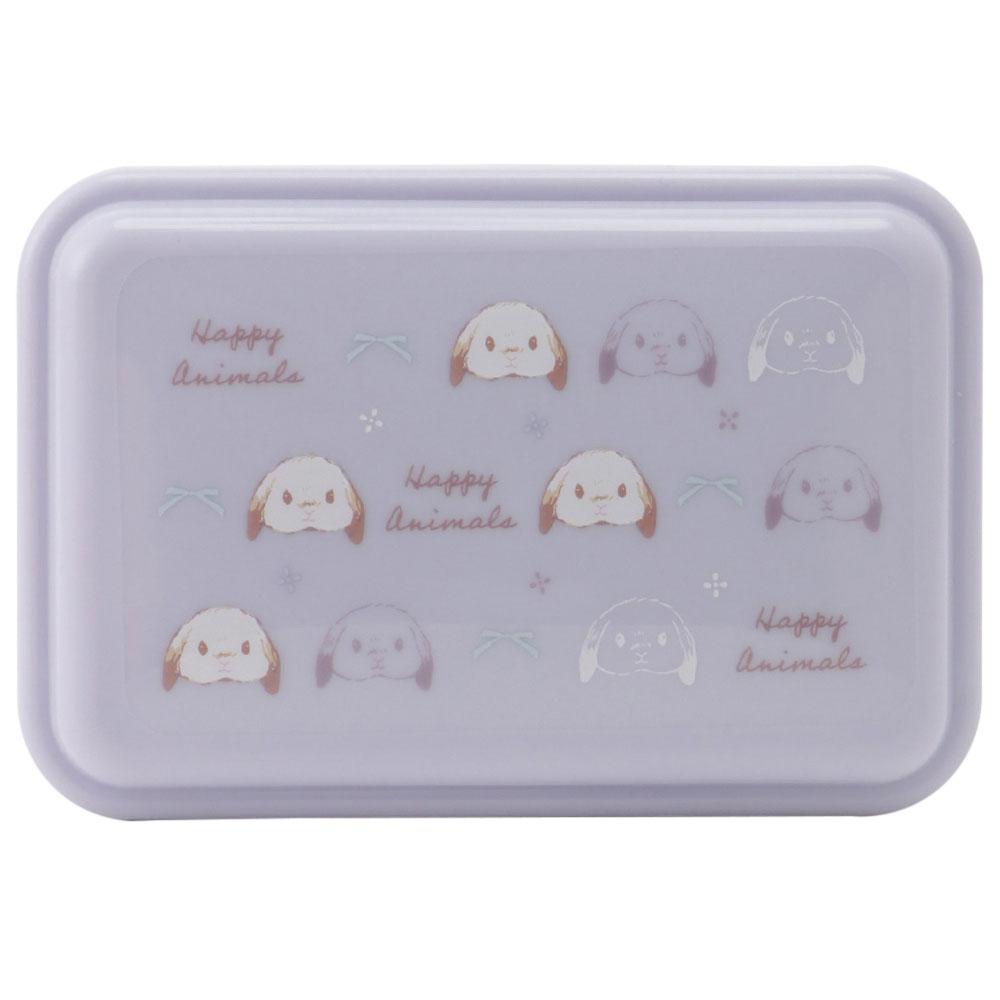 HAPPY Animals スタッキングランチボックス