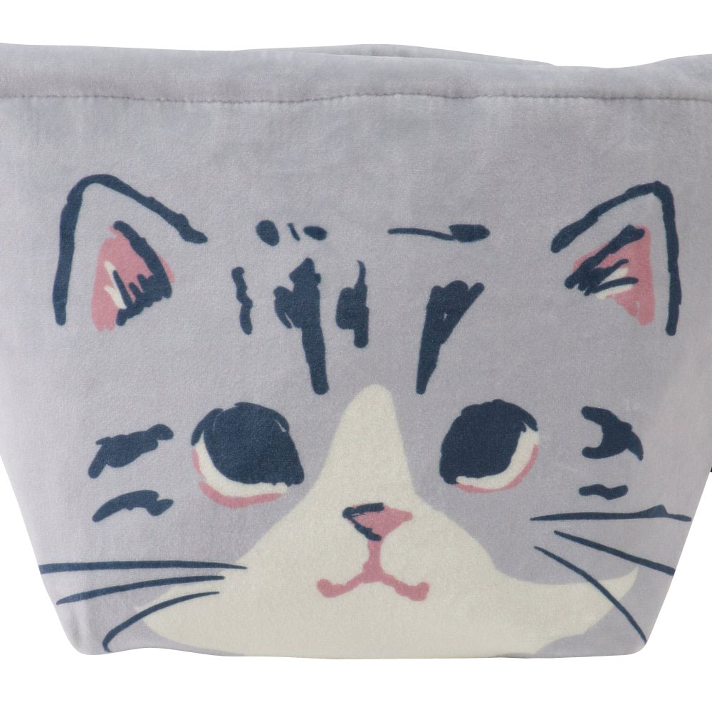 HAPPY Animals フェイスランチ巾着