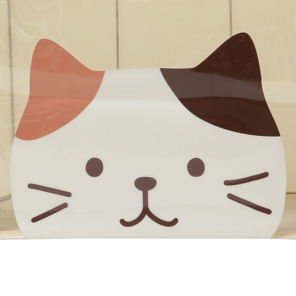 FukuFukuNyanko フェイス窓付き収納BOX