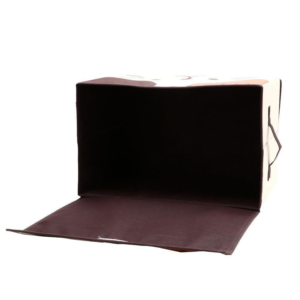FukuFukuNyanko フェイス不織布収納BOX