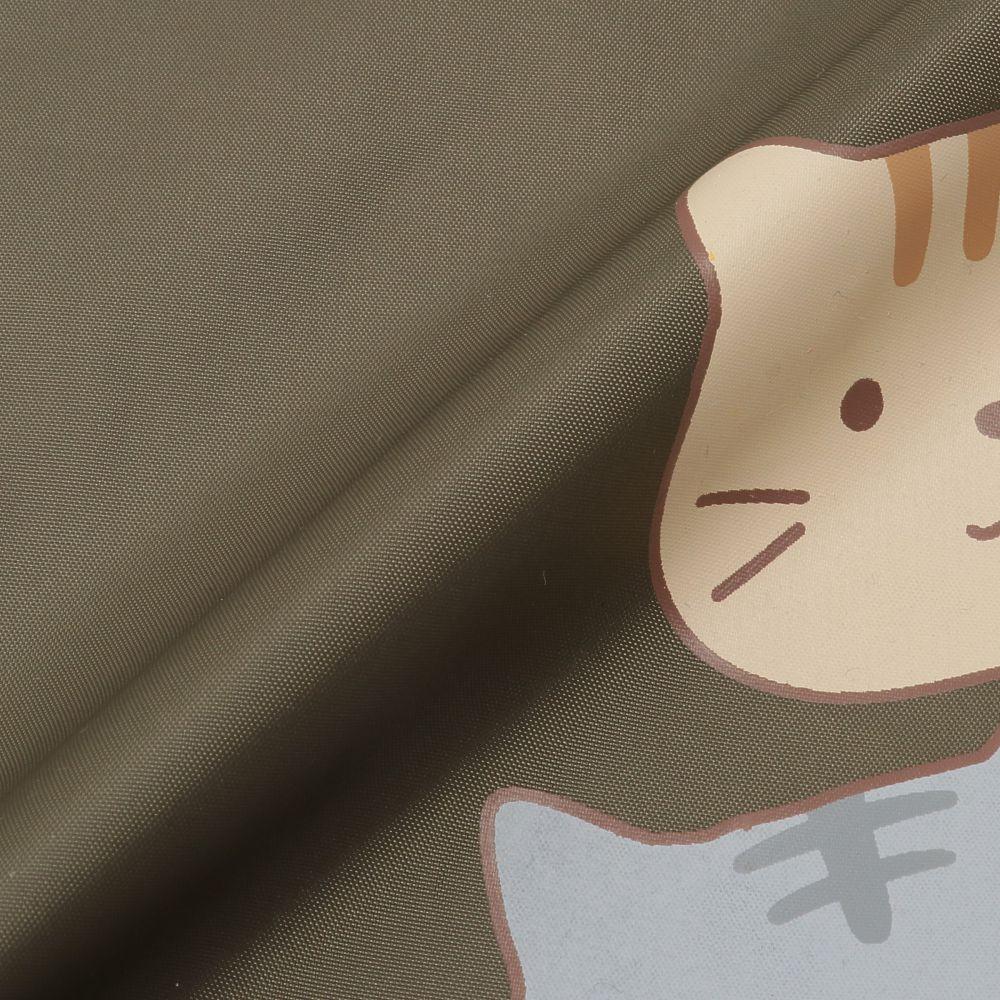 FukuFukuNyanko ネコ耳サイクルレインポンチョ