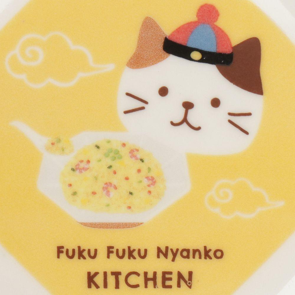 FukuFukuNyanko チャーハン食器3点セット