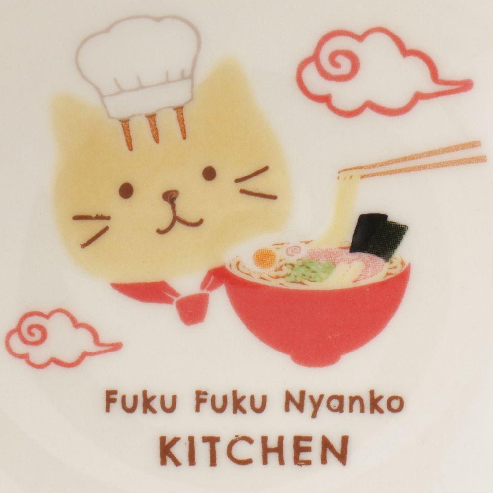 FukuFukuNyanko ラーメン食器2点セット