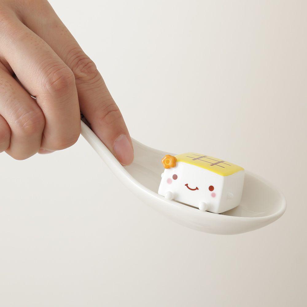 はんなり豆腐置物