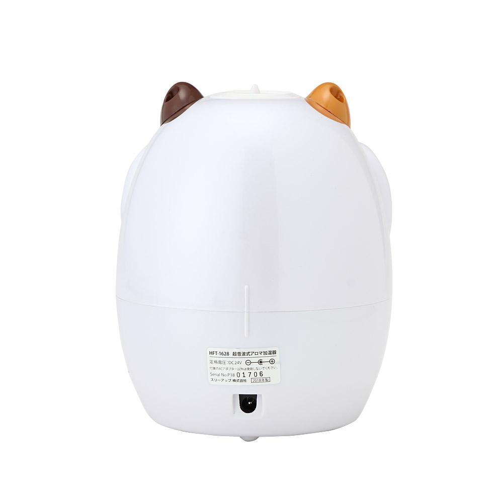 FukuFukuNyanko ペットボトル加湿器(0.5L)