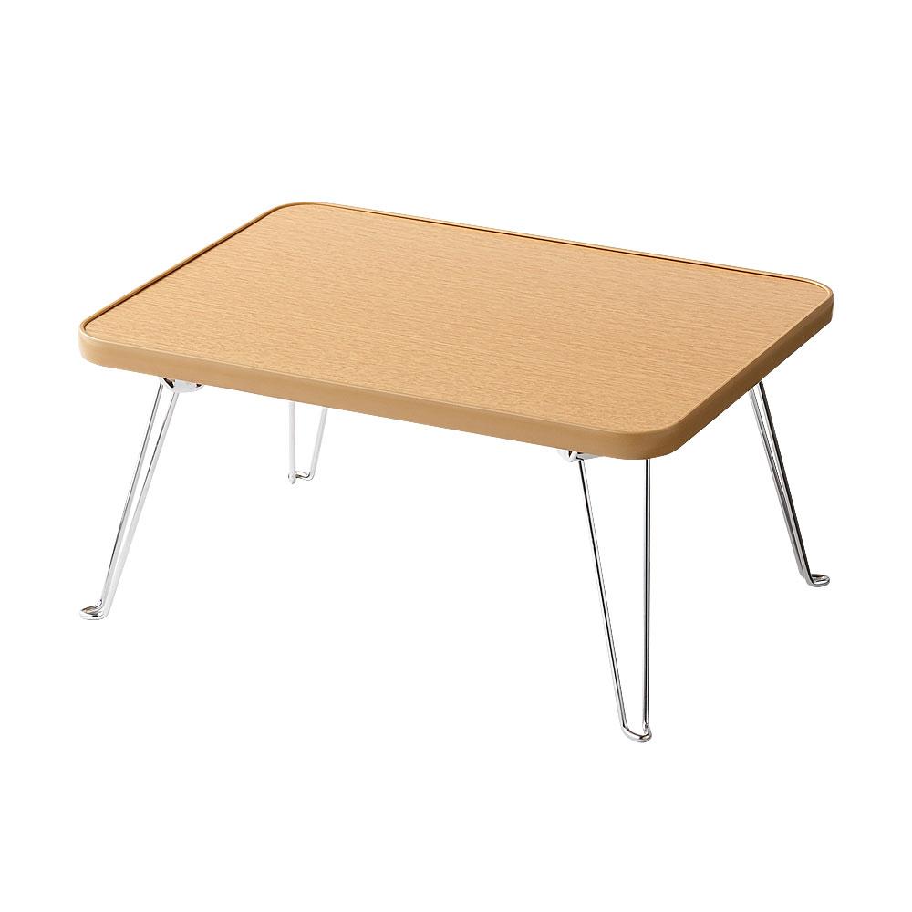ナチュラルウッドミニテーブル