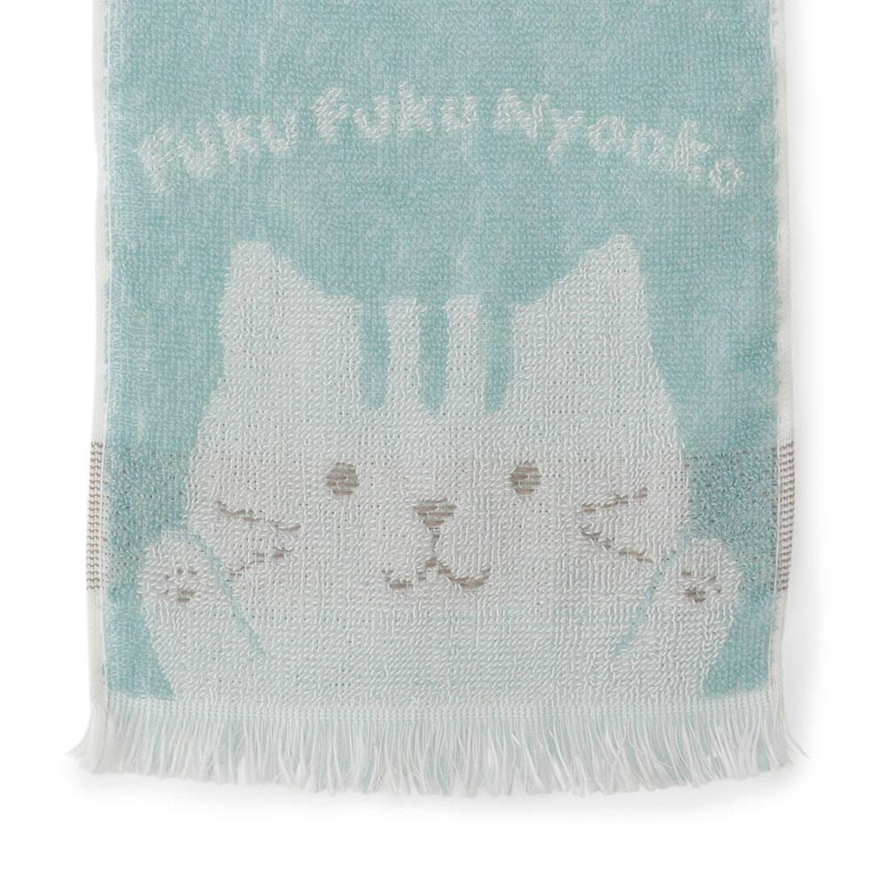 FukuFukuNyanko 触ると冷たいクールタオル