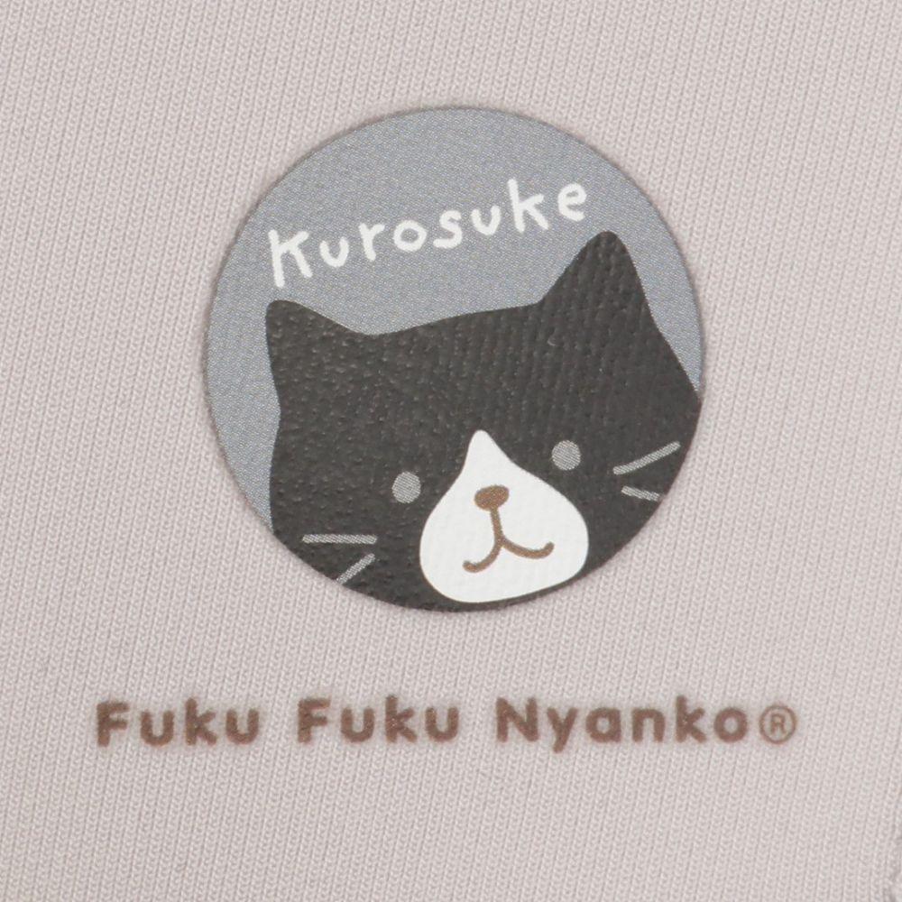 FukuFukuNyanko 保湿抗菌キッズマスク