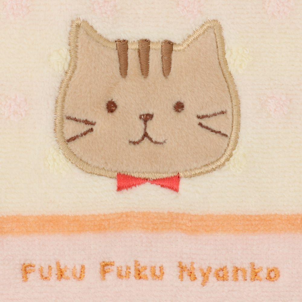FukuFukuNyanko ハンドタオル(フェイス)