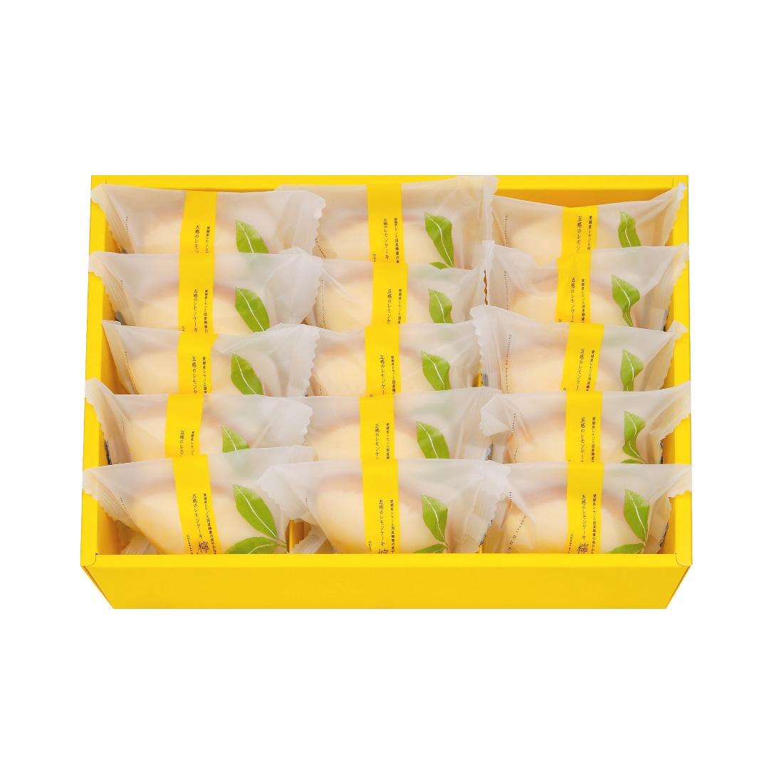 檸檬燦 (れもんさん) 15個入