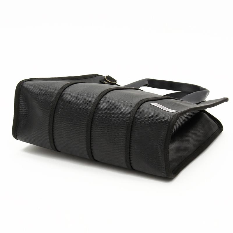 ショルダートートバッグ(ブラック)