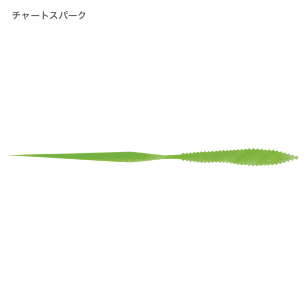 BENISIZUKU SPARE NECKTIE(紅雫 交換用カスタムネクタイ)2本入り