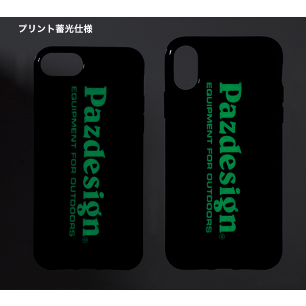 Pazdesign iPhone LUMINOUS CASE for 6,6S,7,8,SE(iPhoneルミケース 6,6S,7,8,SE用)