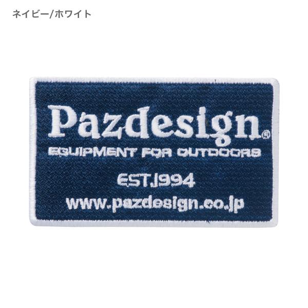 Pazdesign PATCH SQUARE(Pazdesign ワッペン スクエア)