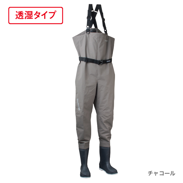 BS CHEST HIGH BOOTS WADER FS(BSチェストハイブーツウェーダー フェルトスパイク底)