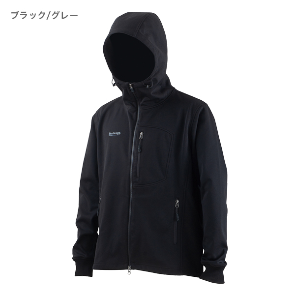 STRETCH WARM HOODIE(ストレッチウォームパーカ)