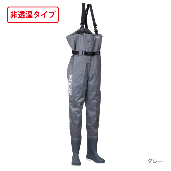 PVC BOOTS CHEST HIGHT WADER FS(PVCブーツチェストハイウェーダー フェルトスパイク底)