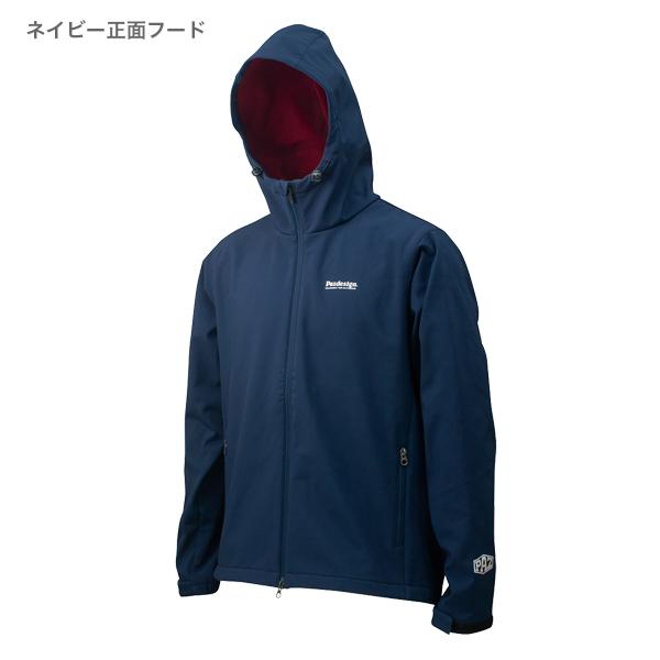 【WEB限定販売】Wフリースウィンドガードパーカー
