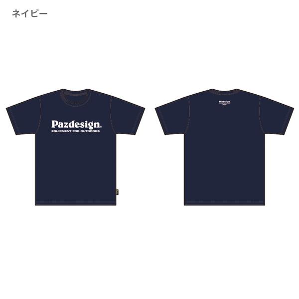 【WEB限定販売】2021 Pazdesign ×CORDURA ®Tシャツ