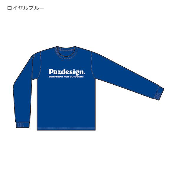 【WEB限定販売】2021 Pazdesign ドライロングスリーブTシャツ