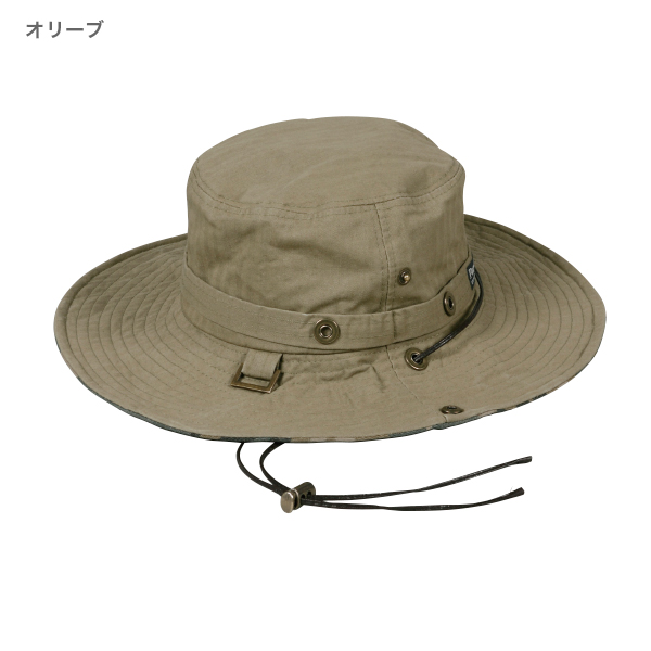 COTTON SAFARI HAT(コットンサファリハット)