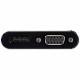StarTech USB Type-C マルチ変換アダプタ DisplayPort(4K/60Hz)またはVGA出力 アルミ筐体 HDR対応 CDP2DPVGA