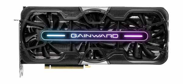 GAINWARD RTX3080 PHANTOM GS 10G GDDR6X 320bit 3-DP HDMI|NED3080H19IA-1020P-G