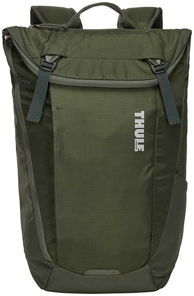 Thule EnRoute Backpack 20リットル バックパック/リュックサック Dark Forest/グリーン|3203593