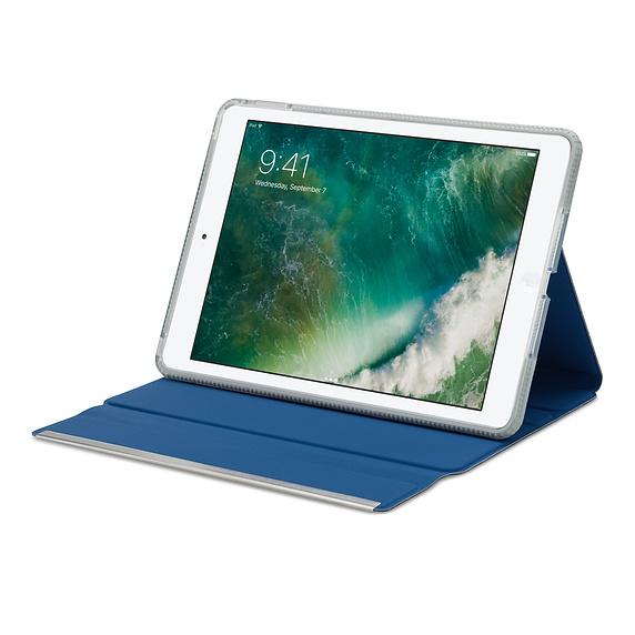 Tech21 Impact Folio for iPad Air 2 プロテクトケース Indigo Dream(ネイビーブルー) T21-4411