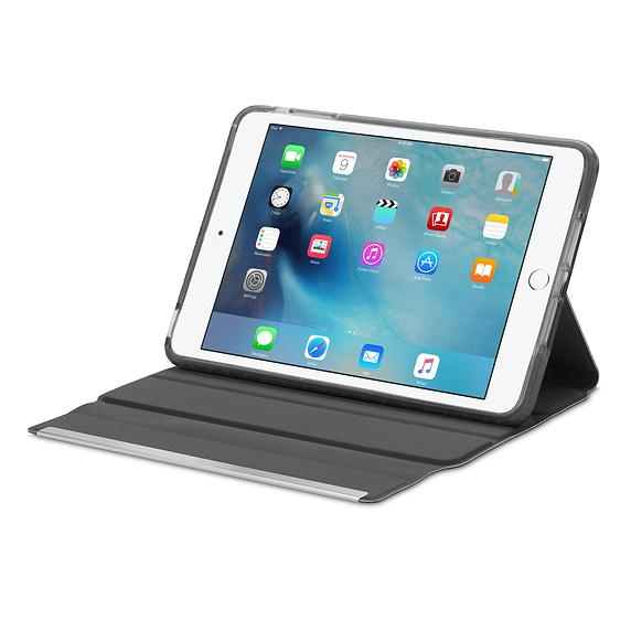 Tech21 Impact Folio for iPad Mini, iPad Mini2, iPad Mini3 プロテクトケース Black Bird(ブラック)|T21-4413