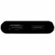 StarTech USB-C-DisplayPort/HDMI変換アダプタ 4K/60Hz対応 USB Type-C接続HDMI/ディスプレイポート 2 in 1アダプタ|CDP2DPHD