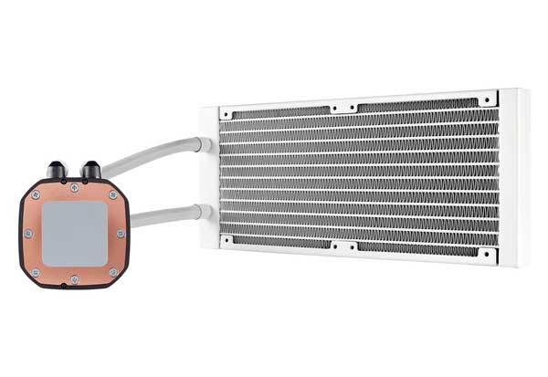 Corsair H100i RGB PLATINUM SE 水冷一体型CPUクーラー|CW-9060041-WW