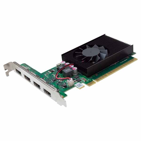 ELSA GeForce GT 730 2GB QD DDR5 最大4画面出力対応 グラフィックボード|GD730-2GERQDD5