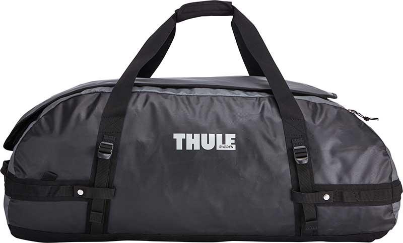【クリアランス特価】Thule Chasm XL 130リットル ダッフルパック Dark Shadow (203300)