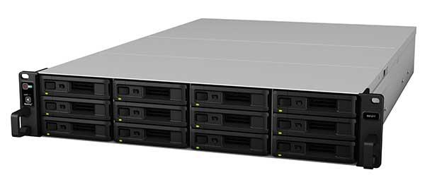 Synology RackExpansion RX1217 12ベイ拡張ユニット RX1217