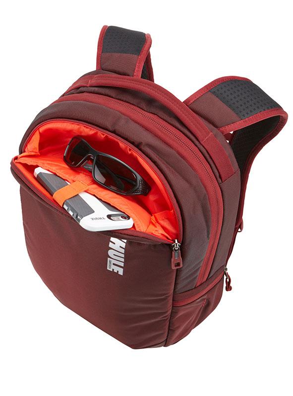 Thule Subterra Backpack 23L EMBER レッド バックパック/リュック|TSLB-315EMB