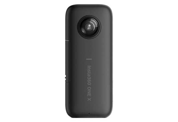Insta360 ONE X 5.7K 360度アクションカメラ (付属ケーブルなし) |CINONEX/A-N