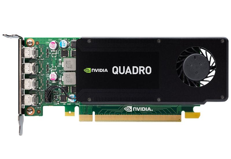 NVIDIA Quadro K1200 AS-NQK1200-4GWB
