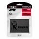 Kingston A400 SATA SSD 容量120GB 2.5インチ 3D NAND 7mm (Read 500MB Write 320MB) 3年メーカー保証|SA400S37/120G