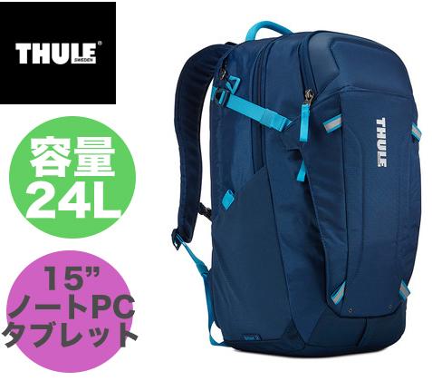 Thule EnRoute Blur 2 ブルー 24リットル PCバックパック/リュック TEBD-217PSD