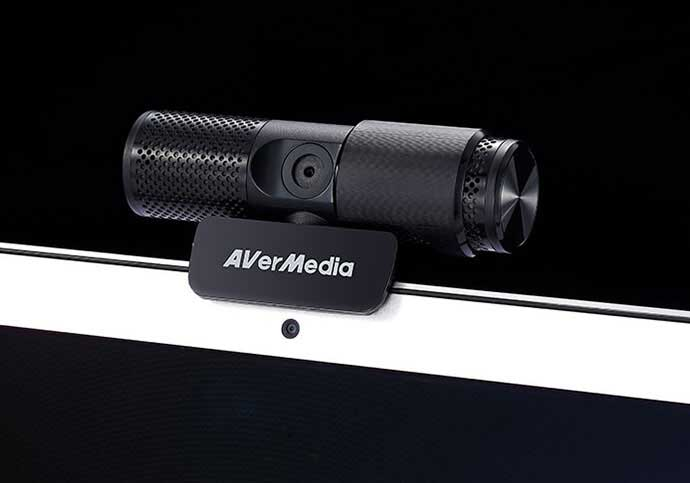 AVerMedia Live Streamer CAM 313 フルHD解像度Webカメラ PW313