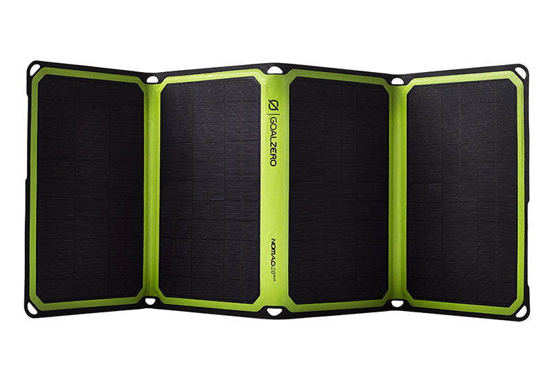Goal Zero Nomad 28 Plus Solar Panel 最大出力28Wソーラーパネル 11805