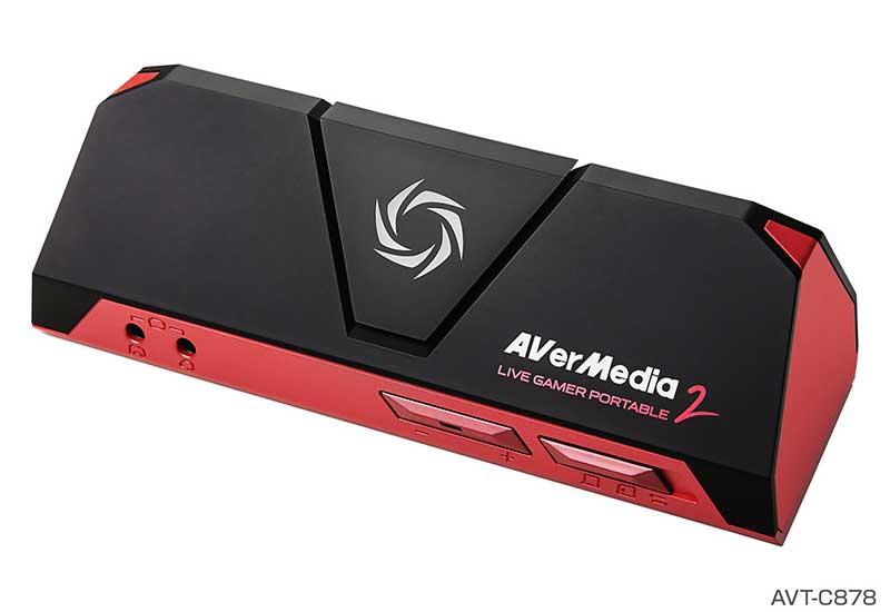 AVerMedia Streaming Kit ゲーム実況/配信が簡単にできる|BO313