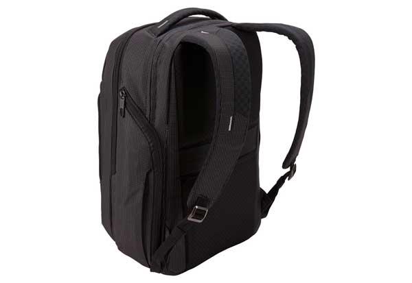 Thule Crossover 2 Backpack 30L Black 15.6インチノートパソコン・タブレット収納対応 30リットルバックパック ブラック|C2BP-116 BLK