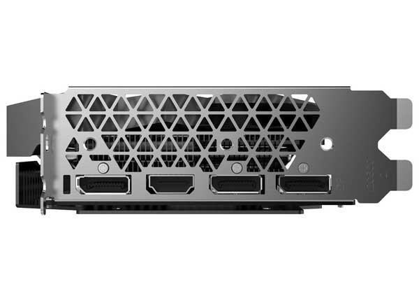 ZOTAC GAMING GeForce RTX 2060 AMP Edition 省スペース・オーバークロック仕様のグラフィックボード|ZTRTX2060-6GGDR6AMP/ZT-T20600D-10M
