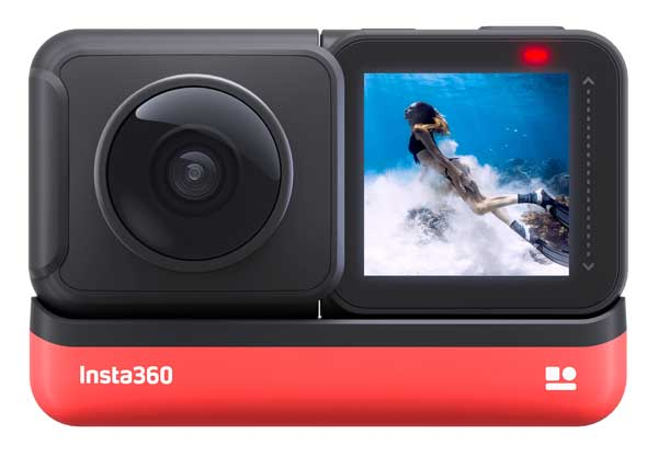 Arashi Vision Insta360 ONE R 360 Edition|CINAKGP/D