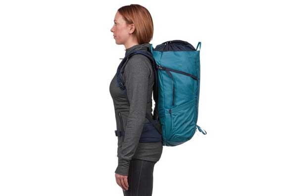 Thule Stir ハイキング用バックパック 35リットル 女性用 Fjord(ピーコックブルー)|3203546