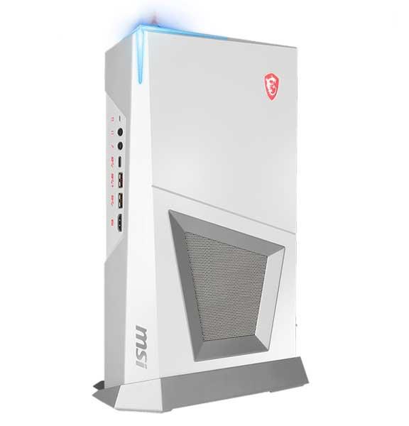 MSI Trident 3 ゲーミングPC Core i7-8700/GTX 1060/6GB/SSD 256GB/HDD 1TB/Win10 Home|Trident 3 Arctic 8RC-255JP