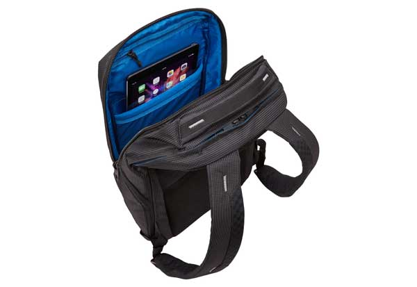Thule Crossover 2 Backpack 20L Black 14インチノートパソコン・タブレット収納対応 20リットルバックパック ブラック|C2BP-114 BLK